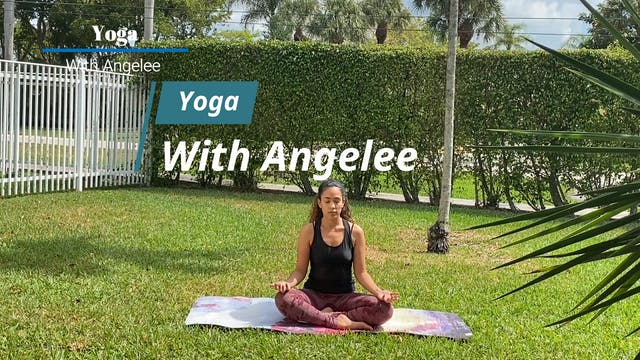 Yoga With Angelee - Feel Good Flow