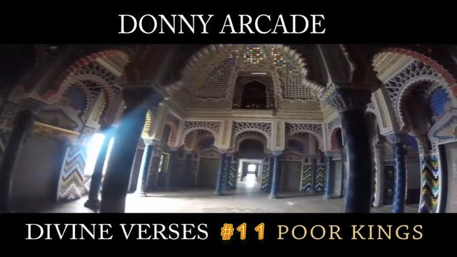 Divine Verses #11 Poor Kings by @Donn...