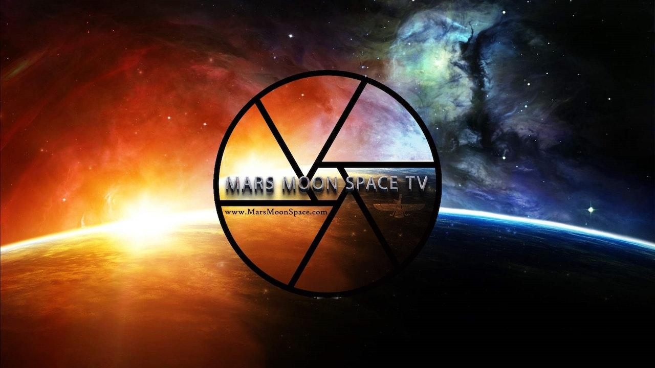 Mars Moon Space TV