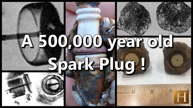 A 500,000 year old Spark Plug - Coso ...