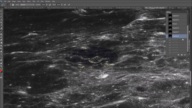 Unknown Structure On The Moon!