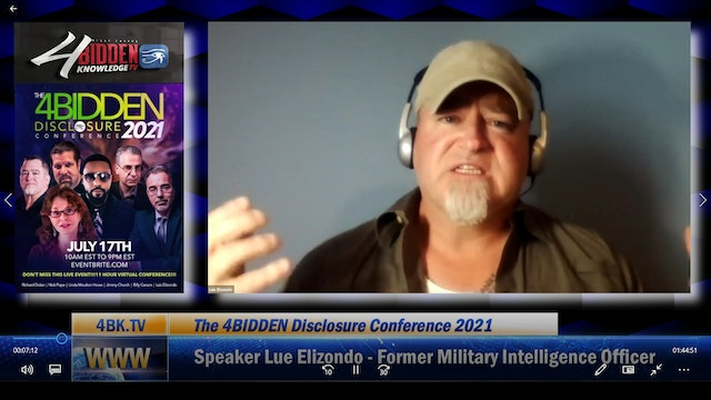 The 4BIDDEN Disclosure Conference 2021 - Preview