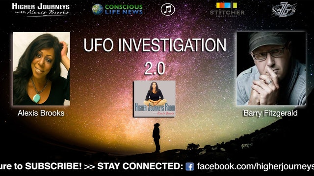 UFO INVESTIGATION 2.0 - It's NOT What You Think! **MUST LISTEN**
