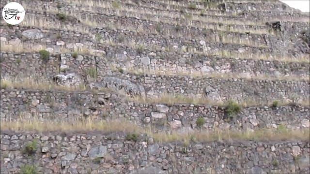 Exploring Ancient Inca Site Of Pisaq ...