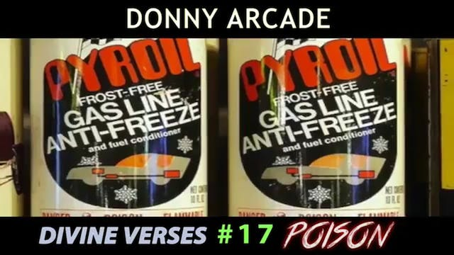 Divine Verses #17 Poison by @DonnyArcade