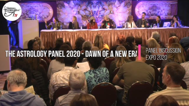 EXPO 2020 - Astrology Panel - Dawn of...