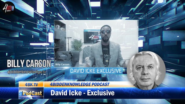 David Icke Exclusive