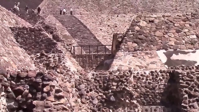 Teotihuacan In Mexico: Mysterious Ancient Pyramidal Complex