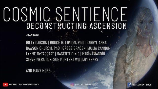 COSMIC SENTIENCE: DECONSTRUCTING ASCE...