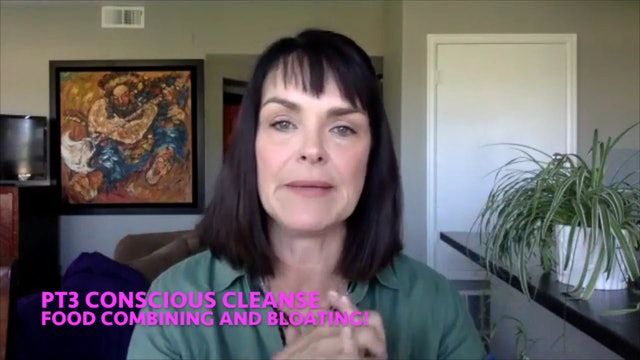 What to do About Gas and Bloating_ Interview with The Conscious Cleanse.