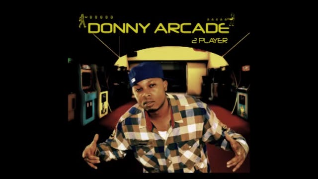 DONNY ARCADE   2PLAYER (full album)