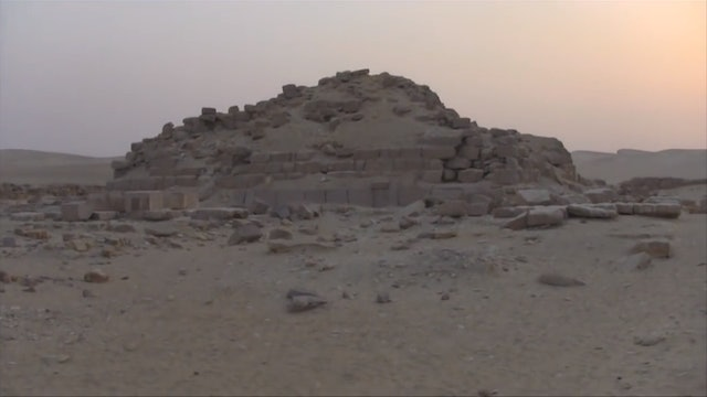 Brien Foerster - The Strangest Ancient Pyramid In The World  Abu Rawash In Egypt