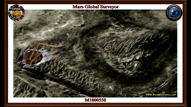 The Best Ever Anomalies Found On Mars.