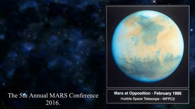 Thomas Mikey Jensen Speaking At The 5th Annual MARS Conference