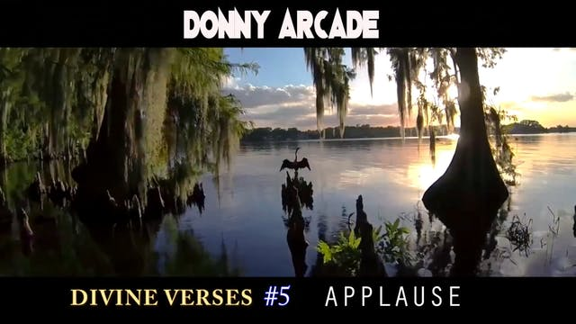 Divine Verses #5 Applause by Donny Ar...