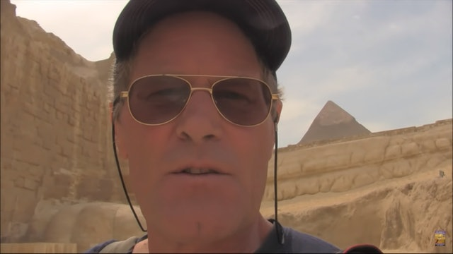 How We Know The Pharao Didnt Make The Sphinx - Brien Foerster
