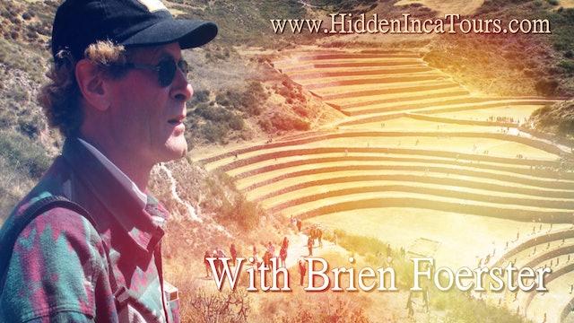 Brien Foerster  - Incatours -