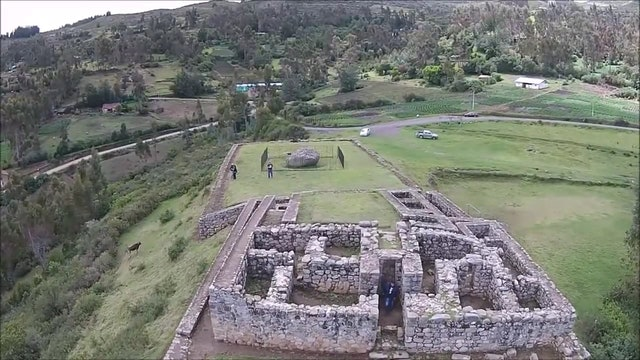 Mysterious Megaliths In Peruvian Highlands Explored With Quad Copter