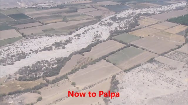 Flying Over Nazca Lines And Palpa Geo...