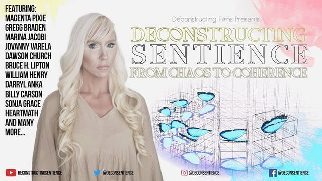 DECONSTRUCTING SENTIENCE - From Chao...