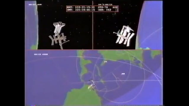 2 NASA UFOs, 2nd is quick, clear & close