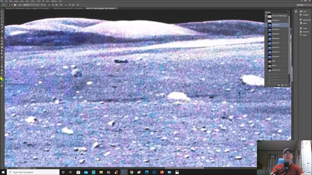 What Is NASA Covering Up In This Apollo 16 Photo