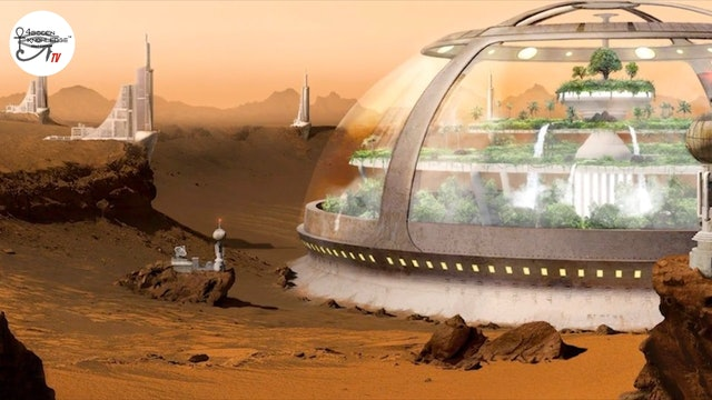 Life on Mars: Alien Evidence and Human Colonization