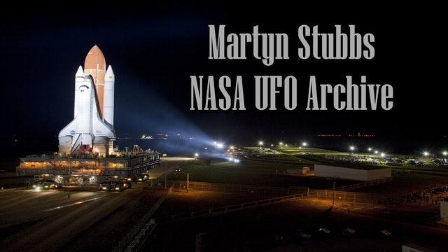 Martyn Stubbs NASA UFO Archives.