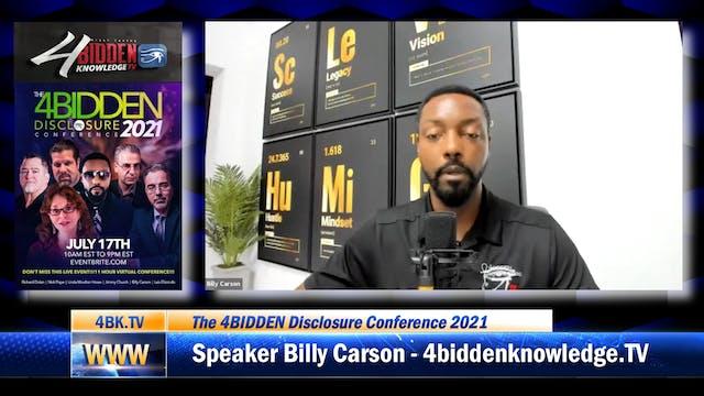 The 4BIDDEN Disclosure Conference - E...