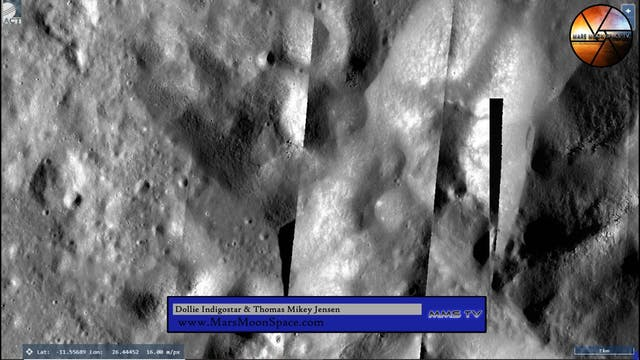 Lunar Base _! Did NASA Purposely Leav...