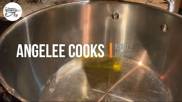 Angelee Cooks - Moro Rice