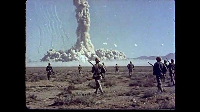 Atomic Bomb Blast Effects by U.S. Army