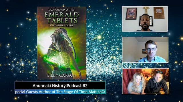 Anunnaki History podcast 2 With Matth...