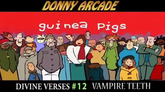 Divine Verses #12 Vampire Teeth by @DonnyArcade