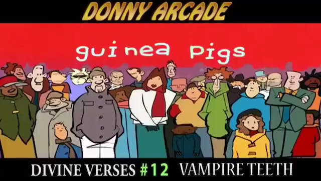 Divine Verses #12 Vampire Teeth by @D...