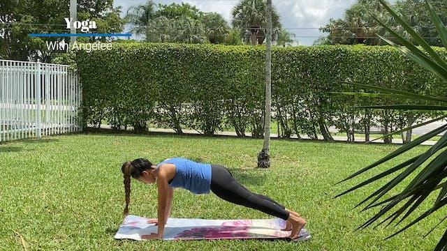 Yoga with Angelee - Strength