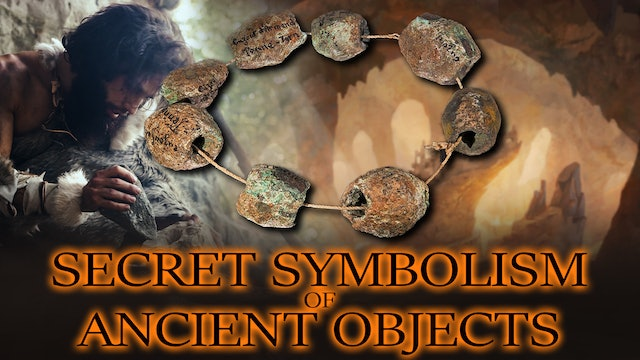 Mysterious Discovery Gives Glues to Ancient Symbolism