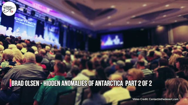 Brad Olsen - Hidden Anomalies Of Anta...