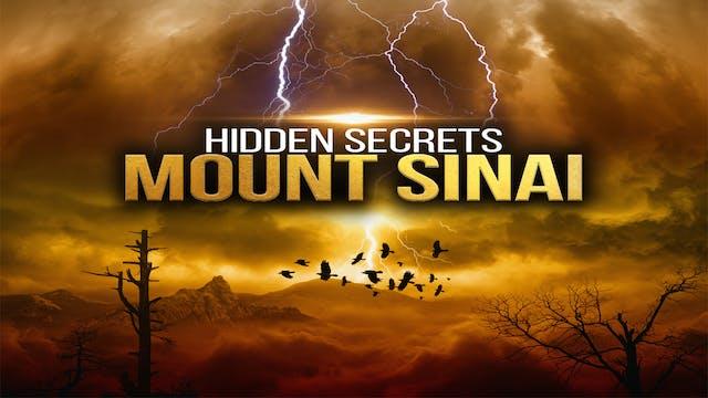 Did Mount Sinai Actually Exist
