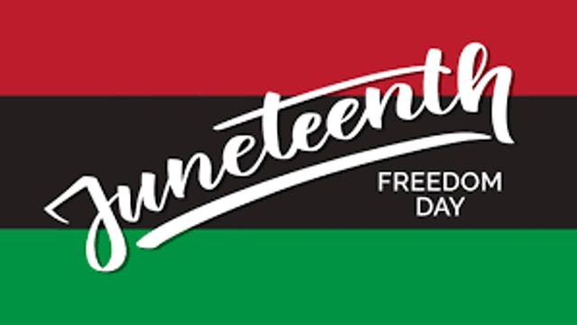 The  History of Juneteenth by Billy C...
