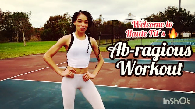 Haute Fit by Bobbi Carson AB-ragious Fitness Video