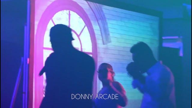 Donny Arcade - 3600 (live) LA