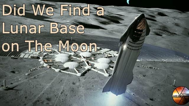 Did We Find a Secret Lunar Base on The Moon !   MMS TV