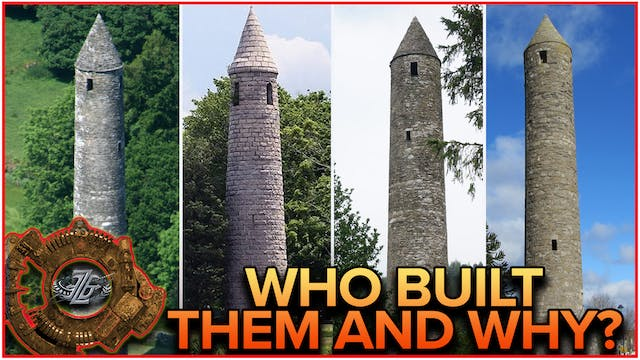 Mysterious Round Towers Continue To B...