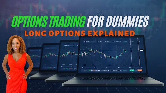 Long Options EXPLAINED | Options Trad...
