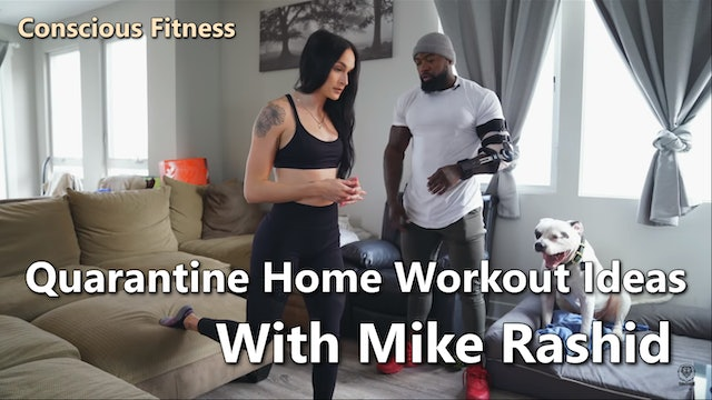 Quarantine Home Workout Ideas   Lower Body Part 1