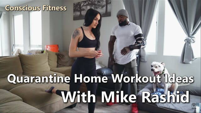Quarantine Home Workout Ideas   Lower...
