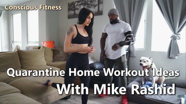 Quarantine Home Workout Ideas   Lower...