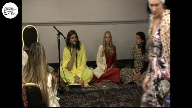 EXPO 2020 - Satsang Meditation with Darshan.  Part 2