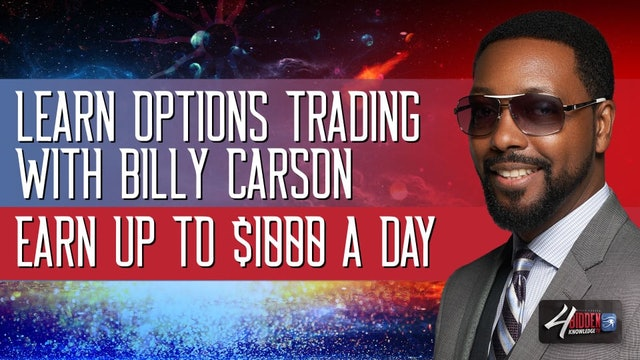 Learn Options Trading With Billy Carson